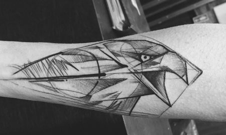 Frank Carrilho tattoo